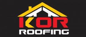 KOR Roofing Logo